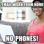 Chat & Email Work from Home Jobs...No-Phones!