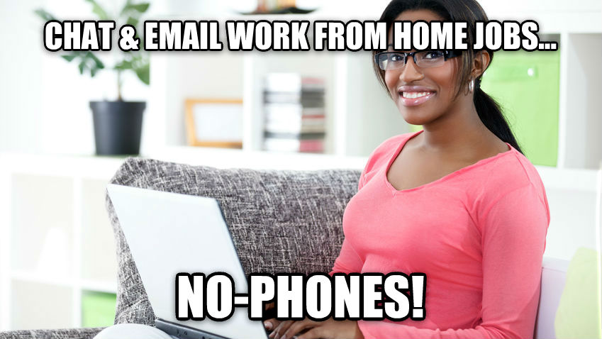 work from home customer service jobs chat amp email work from home no phones work from 30674